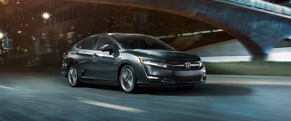 The All-New 2019 Honda Clarity Plug-In Hybrid Sedan at Jay Honda
