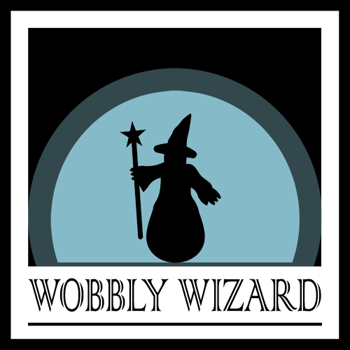 Wobbly Wizard Logo