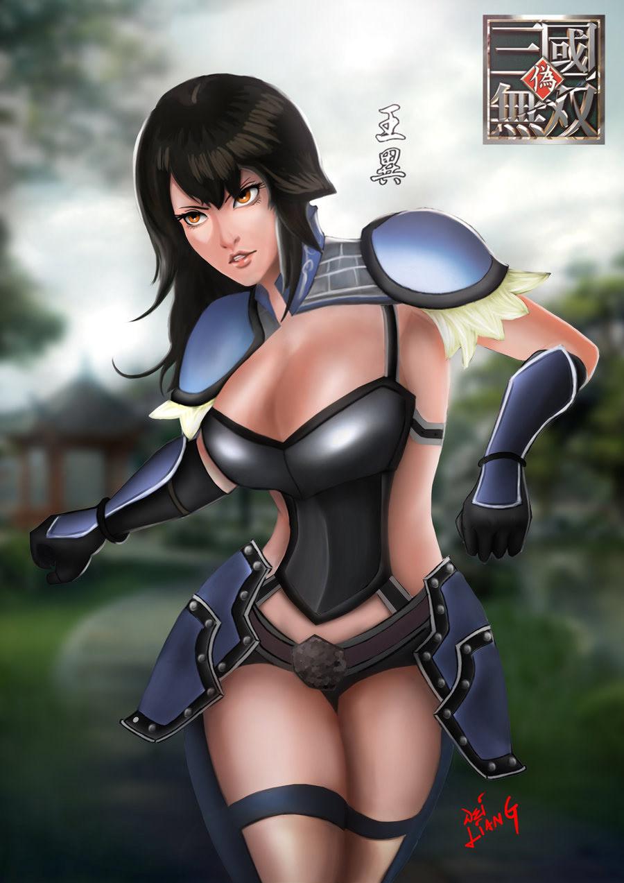 Dynasty warriors porn sex xxx comic