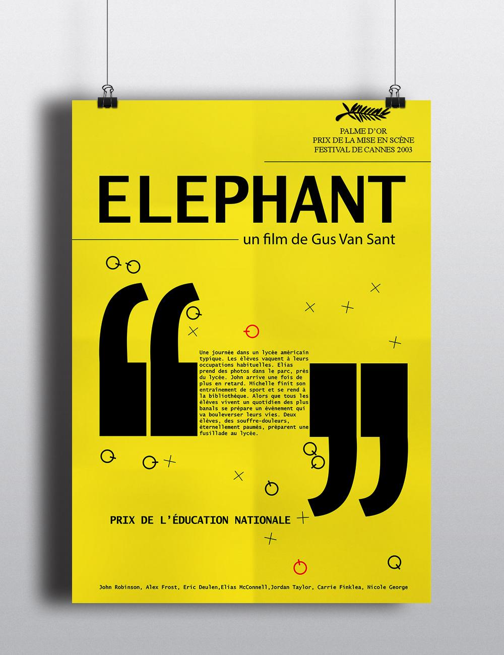 analysis of elephant by gus van sant