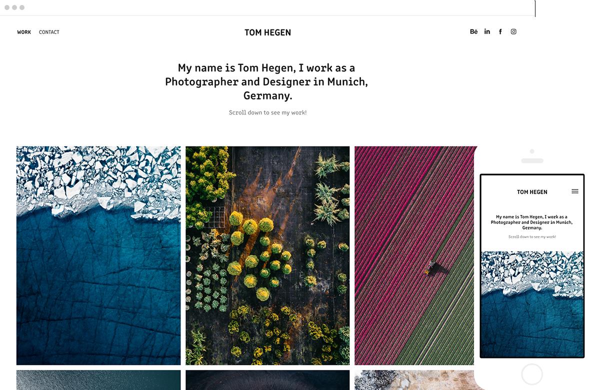 Adobe Portfolio Build Your Own Personalized Website